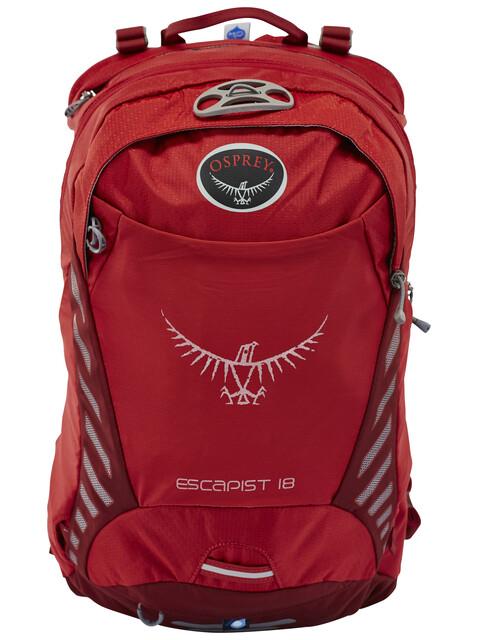Osprey Escapist 18 - Sac à dos - S/M rouge